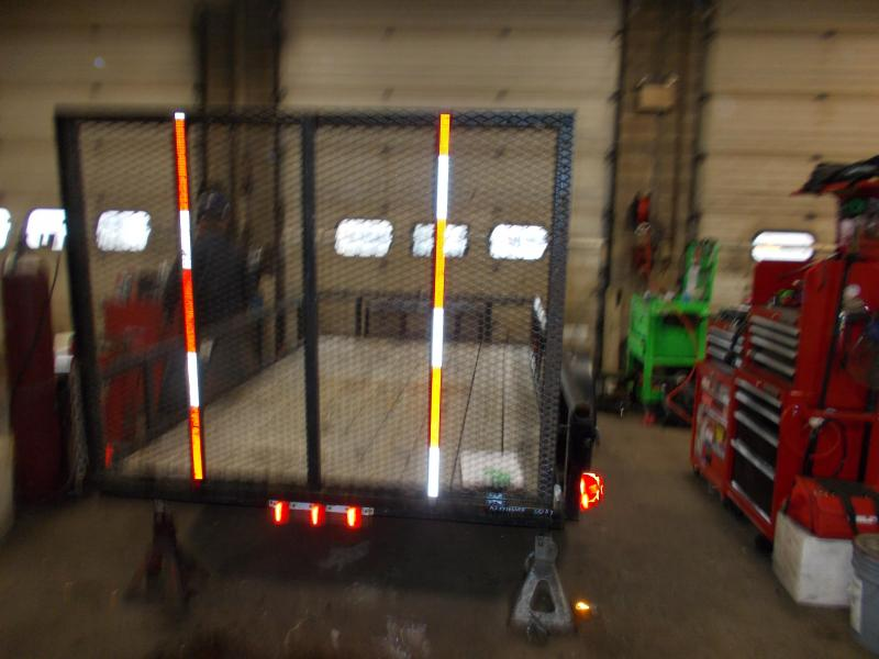 2020 Carry-On 5.5X10 Utility Trailer 2021390