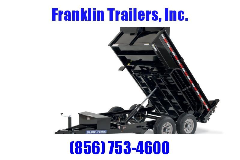 2020 Sure-Trac 72 IN x 10 LProfile 10K Single Ram Dump 2021797