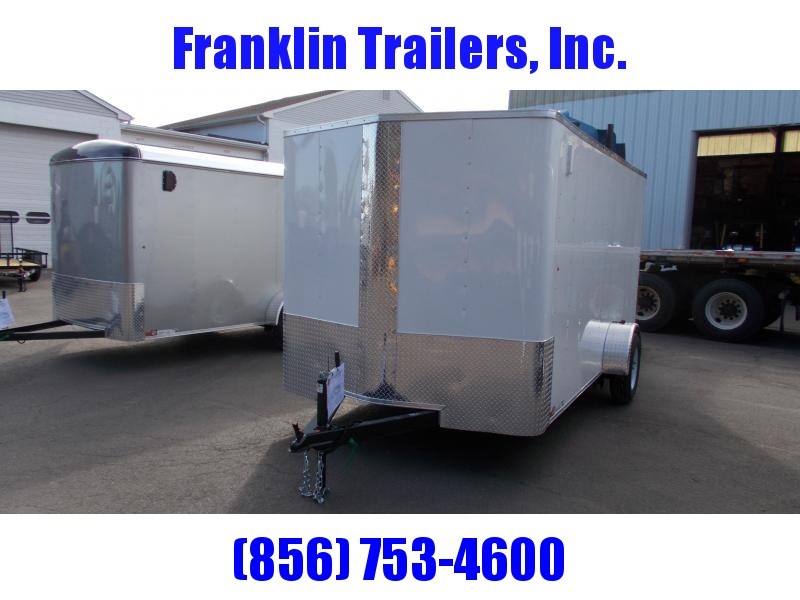2020 Carry-On 7X14 Enclosed Cargo Trailer 2021827