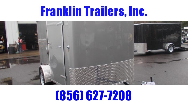 2020 Carry-On 6X10 Enclosed Cargo Trailer 2022000