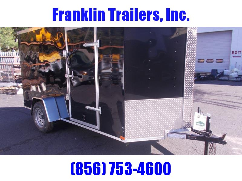 2020 Lark 6X12 Enclosed Cargo Trailer 2021174