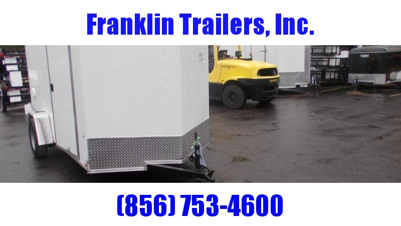 2021 Cargo Express  6X12 Enclosed Cargo Trailer 2021974
