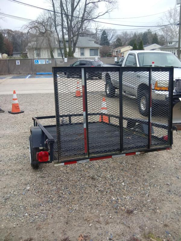 2020 Carry-On 5X8 Utility Trailer 2021236