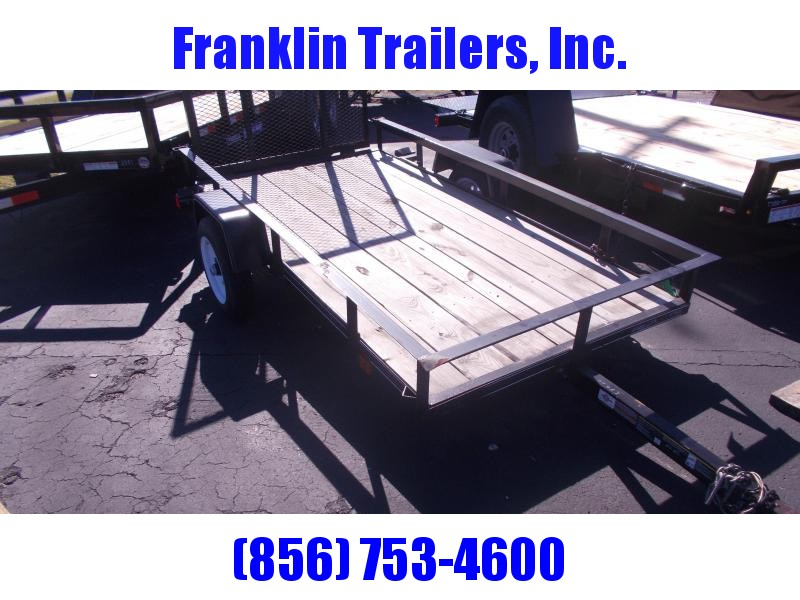 2020 Carry-On 5X8 Utility Trailer 2020993