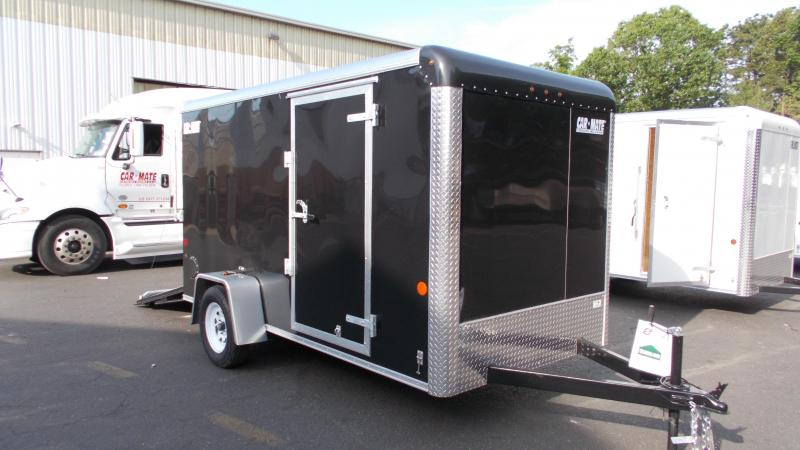 2020 Car Mate 6X12 Enclosed Cargo Trailer 2022325
