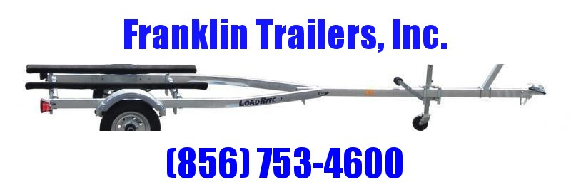 2020 Load Rite 16F1200W Small V-Bunk (Welded Frame) Watercraft Trailer 2021487