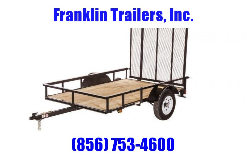 2020 Carry-On 5X8 Utility Trailer   STOCK# 2022127