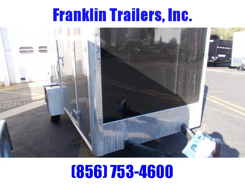 2020 Car Mate 6X12 Enclosed Cargo Trailer 2021535
