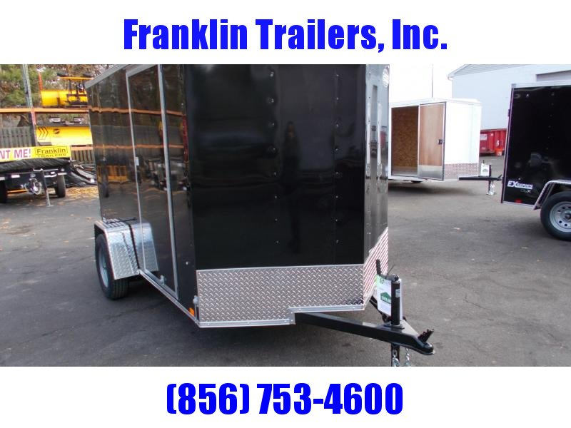 2020 Cargo Express 6X10 Enclosed Cargo Trailer 2021263