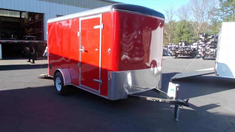 2020 Carry-On 6X12 Enclosed Cargo Trailer 2022091
