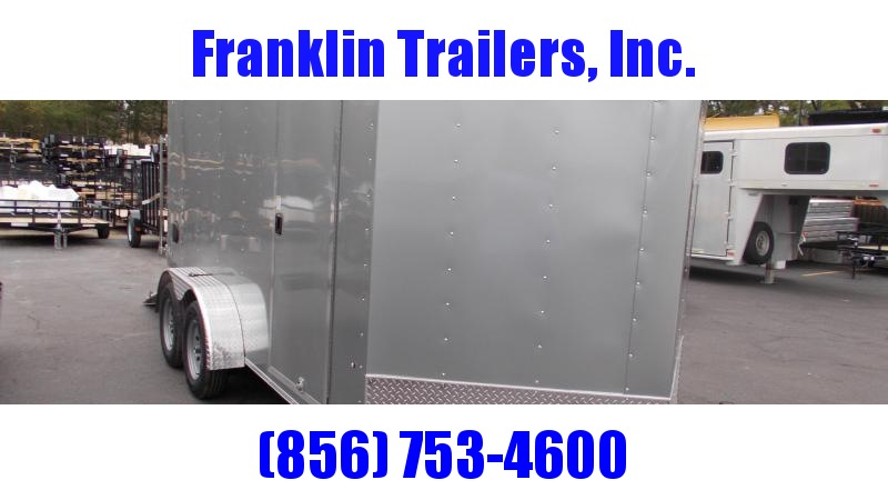 2021 Cargo Express 7X14 Enclosed Cargo Trailer 2022194