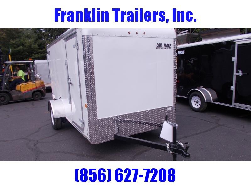 2020 Car Mate 6x12 Enclosed Cargo Trailer 2021014