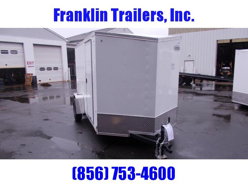 2020 Cargo Express 6X12 Enclosed Cargo Trailer 2021125