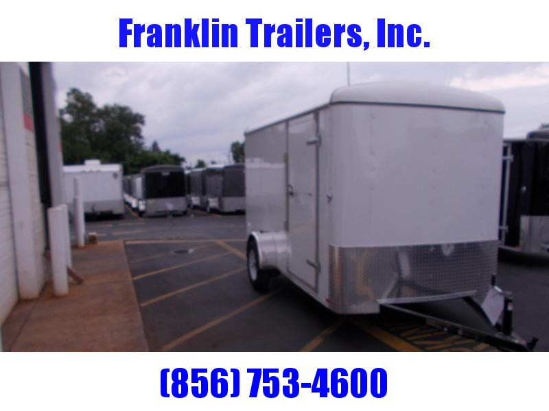 2019 Carry-On 6X12 Enclosed Cargo Trailer 2020705