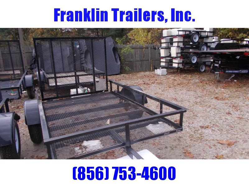 2020 Carry-On 5X8 Utility Trailer 2020983