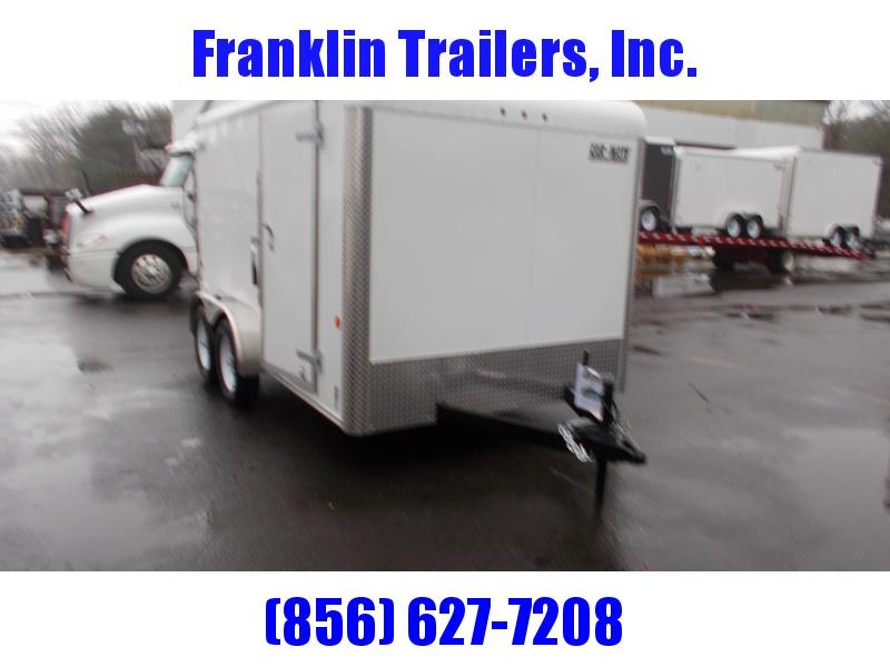 2020 Car Mate  7X12 Enclosed Cargo Trailer 2021781