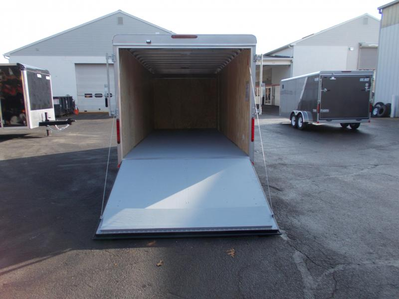2020 Car Mate  7x18 - 7'W Tandem Axle Enclosed Cargo Trailer 2021429