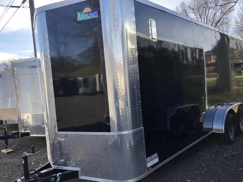 2020 Arising 718VTRB Enclosed Cargo Trailer