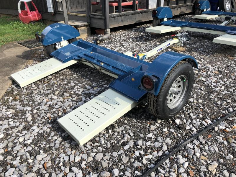2020 Stehl Tow ST80TD Car Dolly