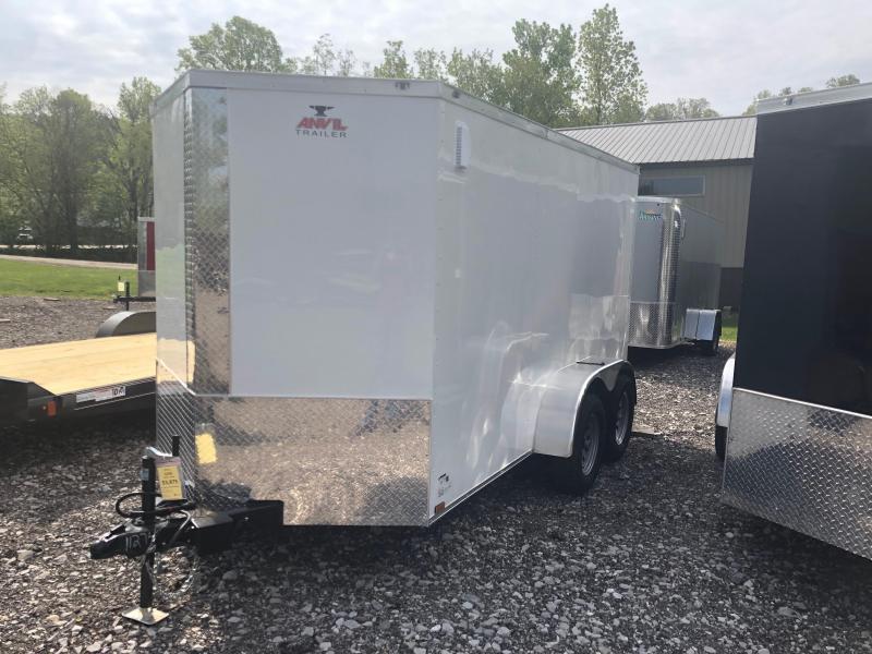2019 Anvil AT7X14TA2 Enclosed Cargo Trailer