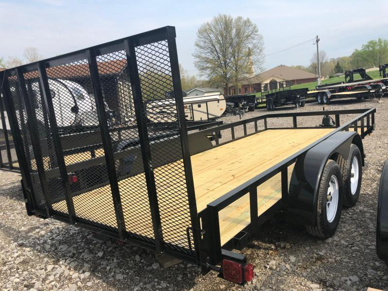 2020 Currahee LD616 Utility Trailer