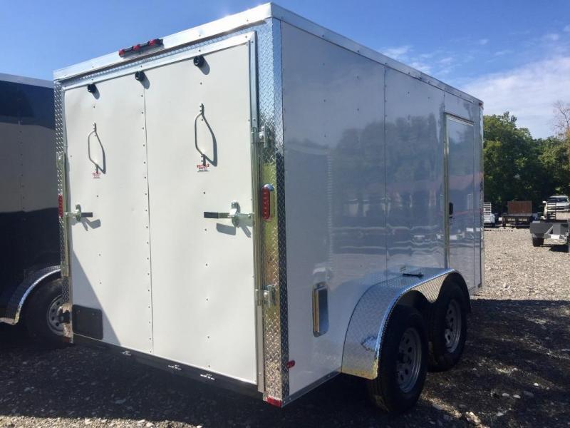 2020 Arising 712VTRW Enclosed Cargo Trailer