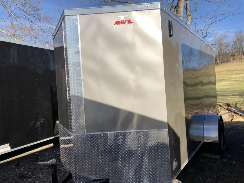 2020 Anvil AT6X12SA Enclosed Cargo Trailer