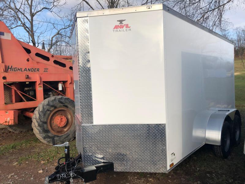 2020 Anvil AT6X12TA2 Enclosed Cargo Trailer