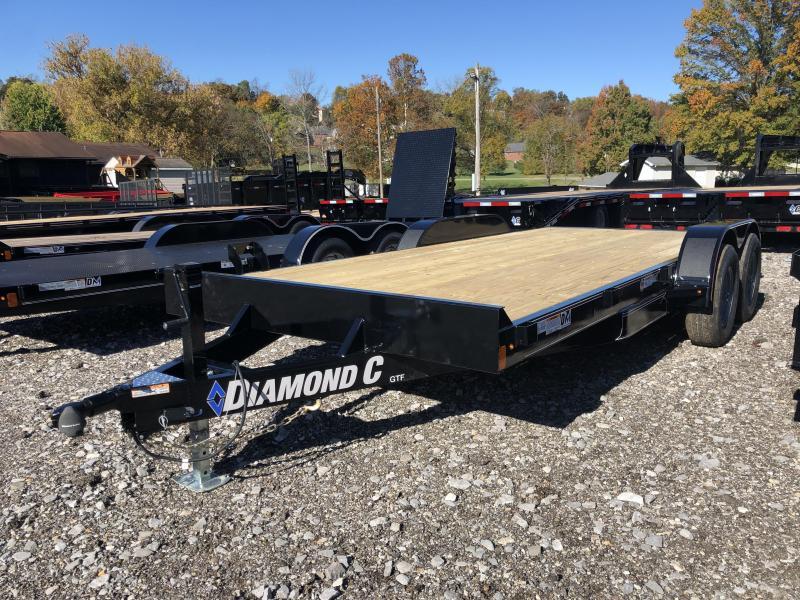 2020 Diamond C Trailers GTF252 18X82 Car / Racing Trailer