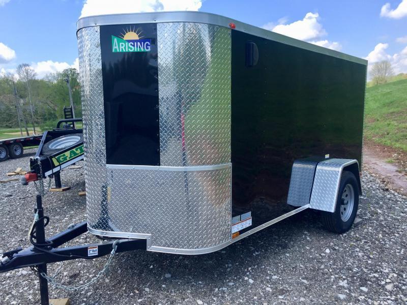 2020 Arising 510VSRB Enclosed Cargo Trailer