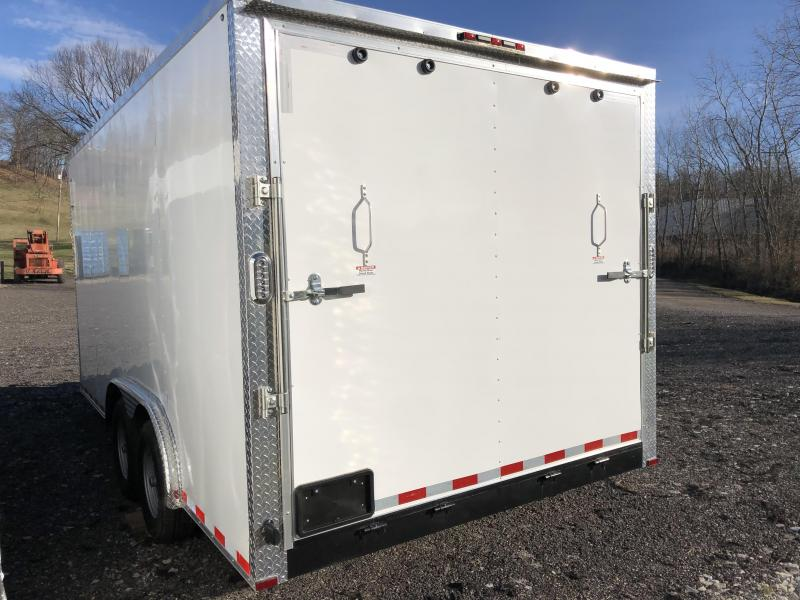2020 Arising 8.516VTRW Enclosed Cargo Trailer