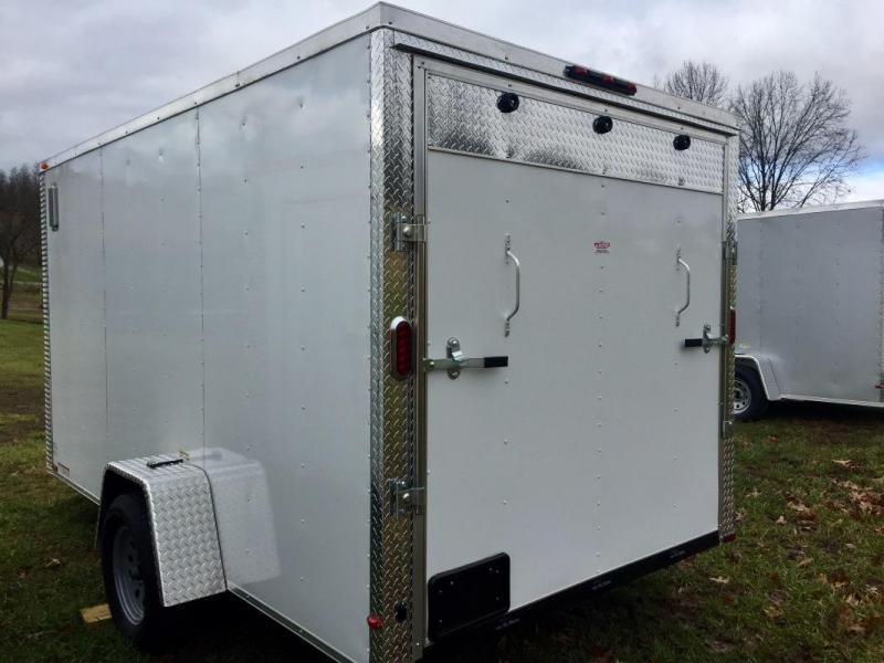 2020 Arising 712VSRW Enclosed Cargo Trailer