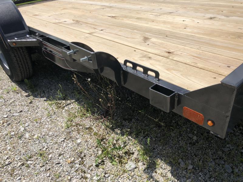 2020 Diamond C Trailers UVT252 12X77 Utility Trailer
