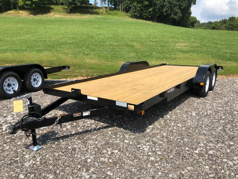 2020 Currahee C720 Car Trailer
