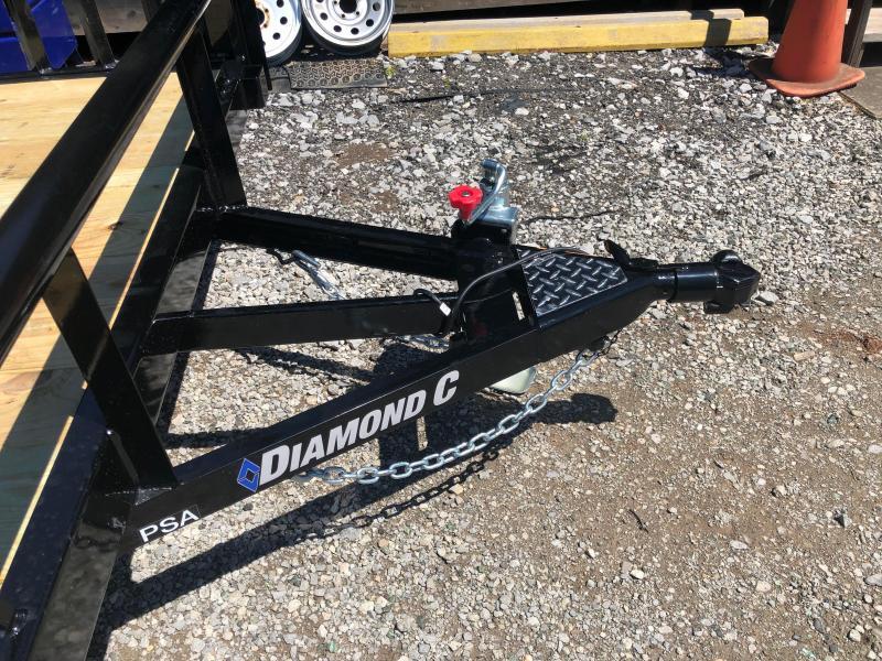 2020 Diamond C Trailers PSA135L14X77 Utility Trailer
