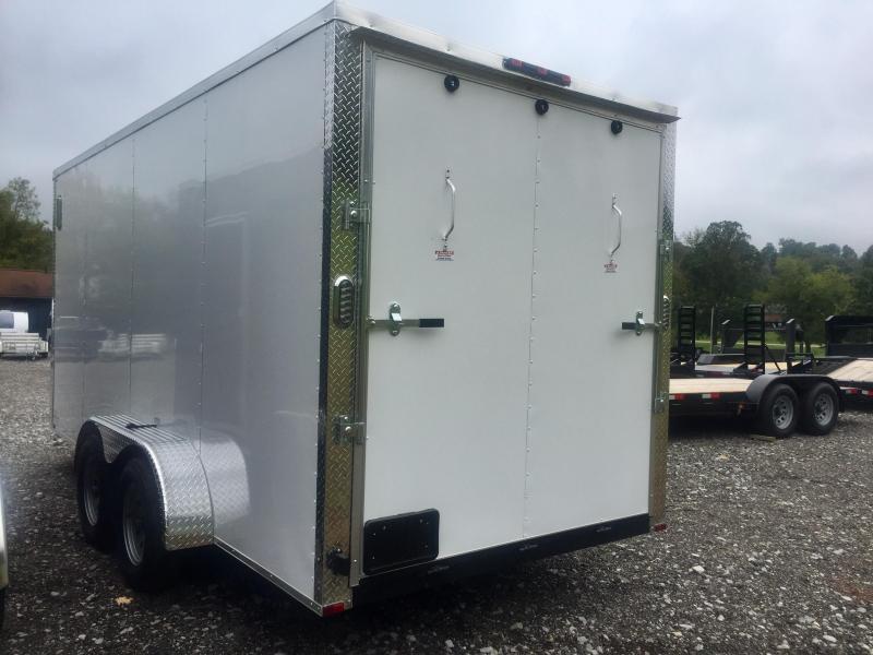 2020 Arising 716VTRW Enclosed Cargo Trailer w/ 7' Interior Height