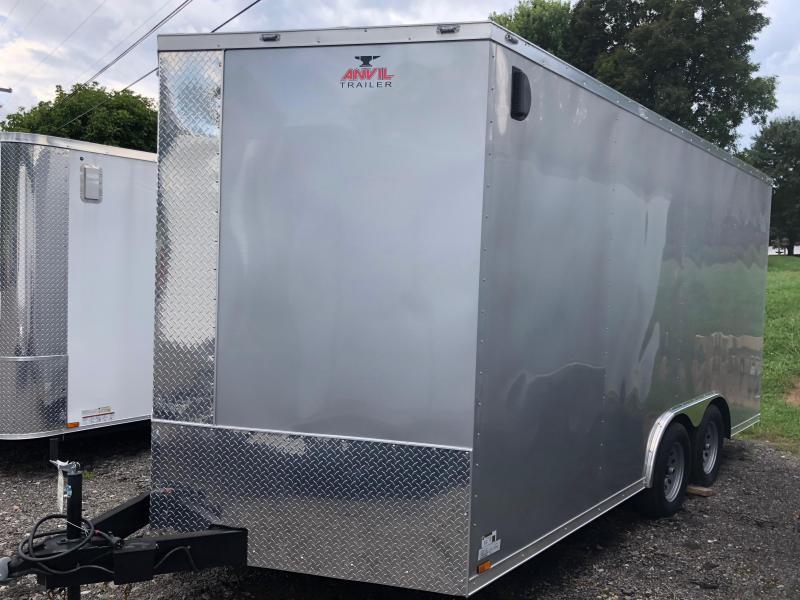 2019 Anvil AT85X16TA2 Enclosed Cargo Trailer