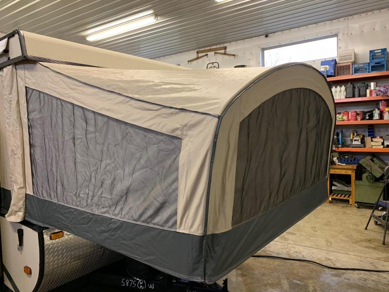 2016 Jayco TENT CAMPER Travel Trailer