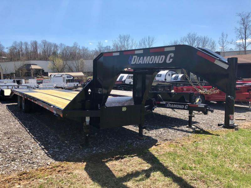 2020 Diamond C Trailers FMAX210MR30X102 Equipment Trailer