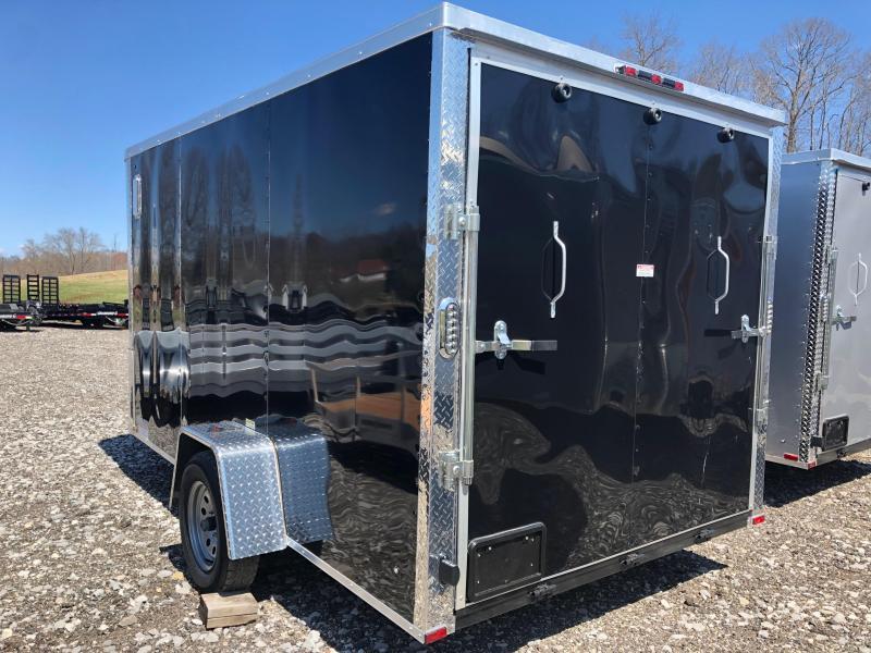 2019 Arising 712VSRB Enclosed Cargo Trailer