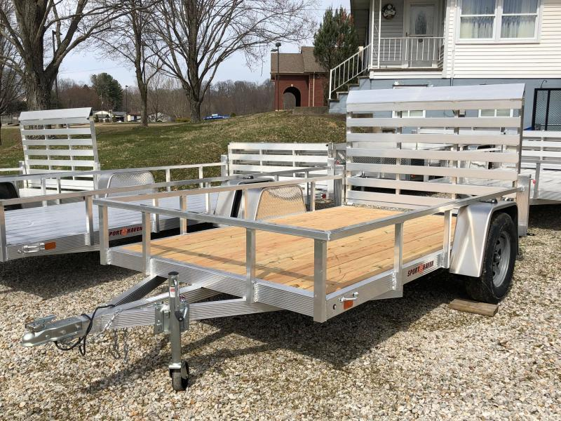 2020 Sport Haven AUT610 Aluminum Utility Trailer