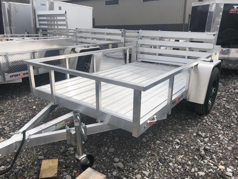 2020 Sport Haven AUT508D-F Utility Trailer