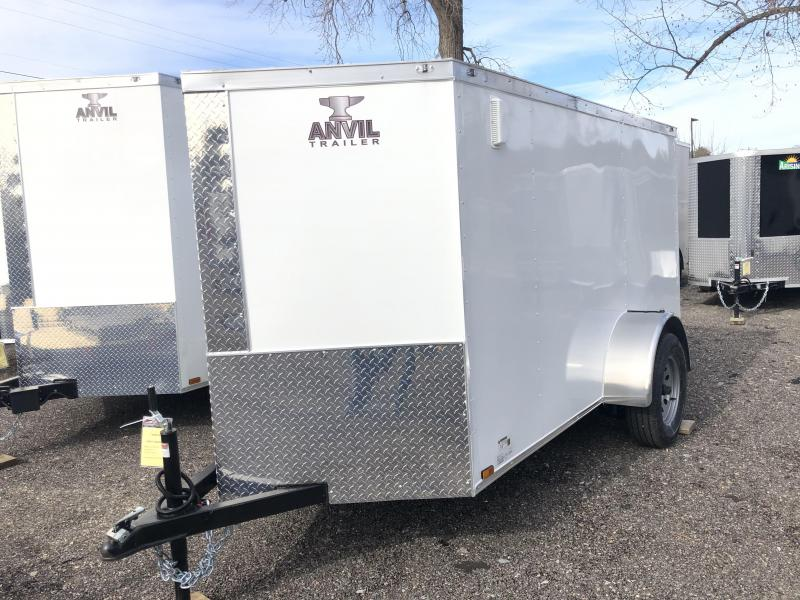 2020 Anvil AT5X10SA Enclosed Cargo Trailer