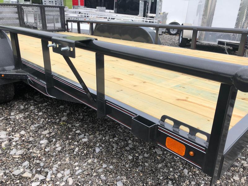 2019 Diamond C Trailers GTU235L16X83 Utility Trailer
