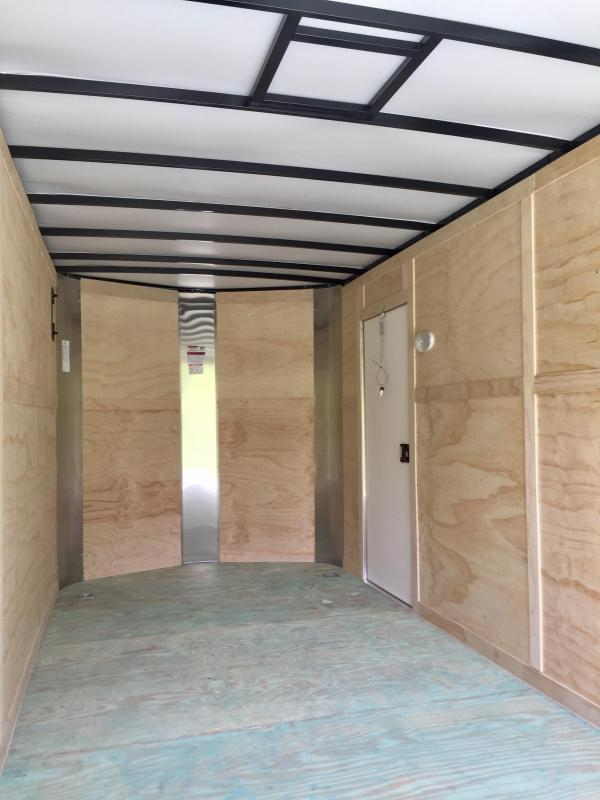 2020 Arising 716VTRB Enclosed Cargo Trailer With 7' Interior Height