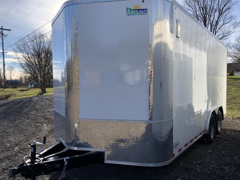 2020 Arising 8.516VTRW Enclosed Cargo Trailer