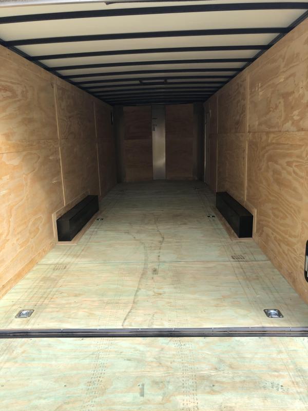 2020 Arising 8.524VTRW Enclosed Cargo Trailer