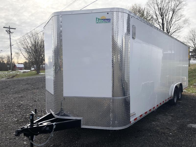 2020 Arising 8.524VTRW Enclosed Cargo Trailer
