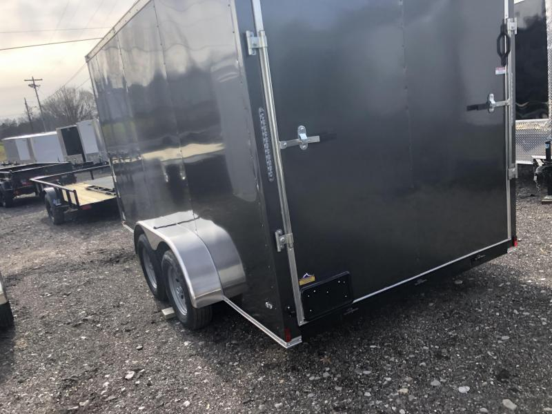 2020 Anvil AT7X14TA2 Enclosed Cargo Trailer W/ 7' Interior Height