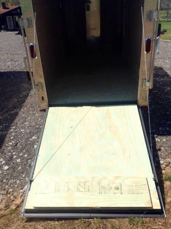 2020 Arising 510VSRW Enclosed Cargo Trailer